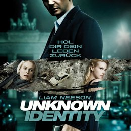 Unknown Identity Poster