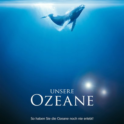 Unsere Ozeane Poster