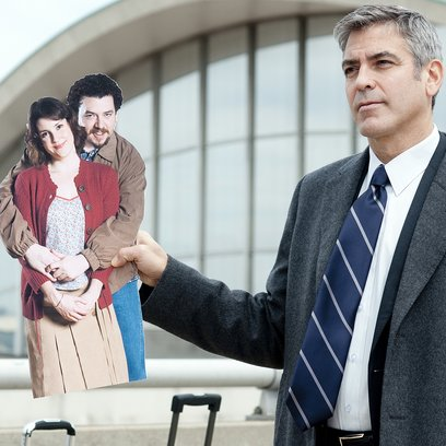 Up in the Air / George Clooney Poster