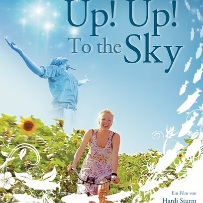 Up! Up! To the Sky Poster