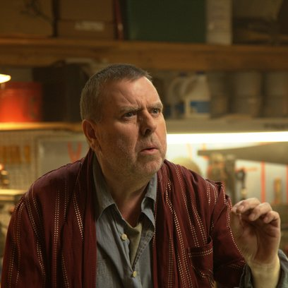 Upside Down / Timothy Spall Poster