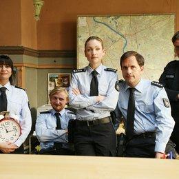 Achtung Polizei! - Alarm um 11 Uhr 11 (Sat.1) / Lisa Maria Potthoff / Christoph Maria Herbst / Michael Kranz / Uwe Rohde / Pinar Erincin Poster