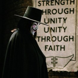 V wie Vendetta / Hugo Weaving Poster