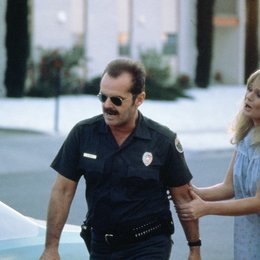 Grenzpatrouille / Jack Nicholson / Valerie Perrine Poster