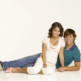 High School Musical 2 / Vanessa Anne Hudgens / Zac Efron Poster