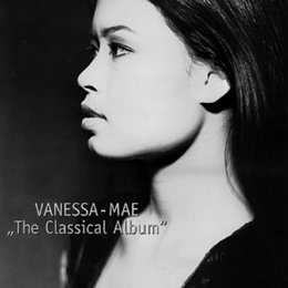 "Vanessa-Mae (""The Classical Album"") Poster"