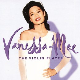 "Vanessa-Mae (""The Violin Player"") Poster"