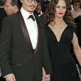 Depp, Johnny / Vanessa Paradis / Oscar 2008 Poster