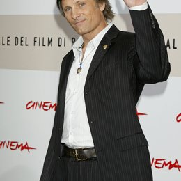 Mortensen, Viggo / 3. Festa del Cinema Internationale di Roma 2008 / 3. Internationales Filmfest in Rom Poster