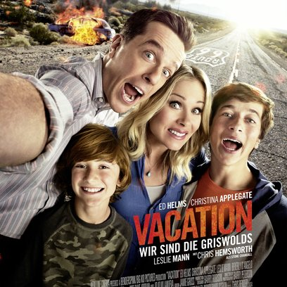 Vacation - Wir sind die Griswolds / Vacation Poster