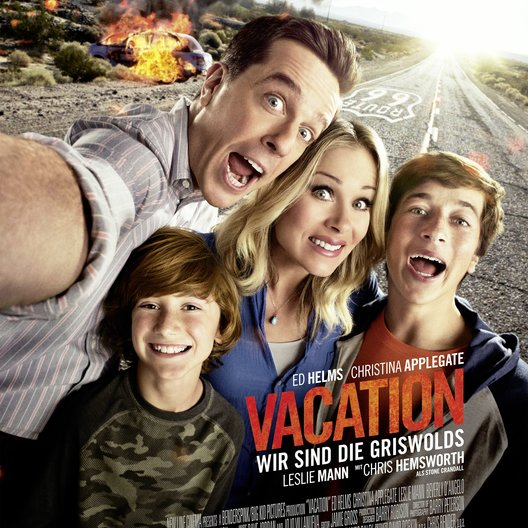 Vacation - Wir sind die Griswolds / Vacation