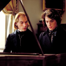 Verliebt in Chopin / Julian Sands / Hugh Grant Poster