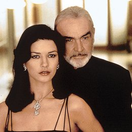 Verlockende Falle / Catherine Zeta-Jones / Sean Connery Poster
