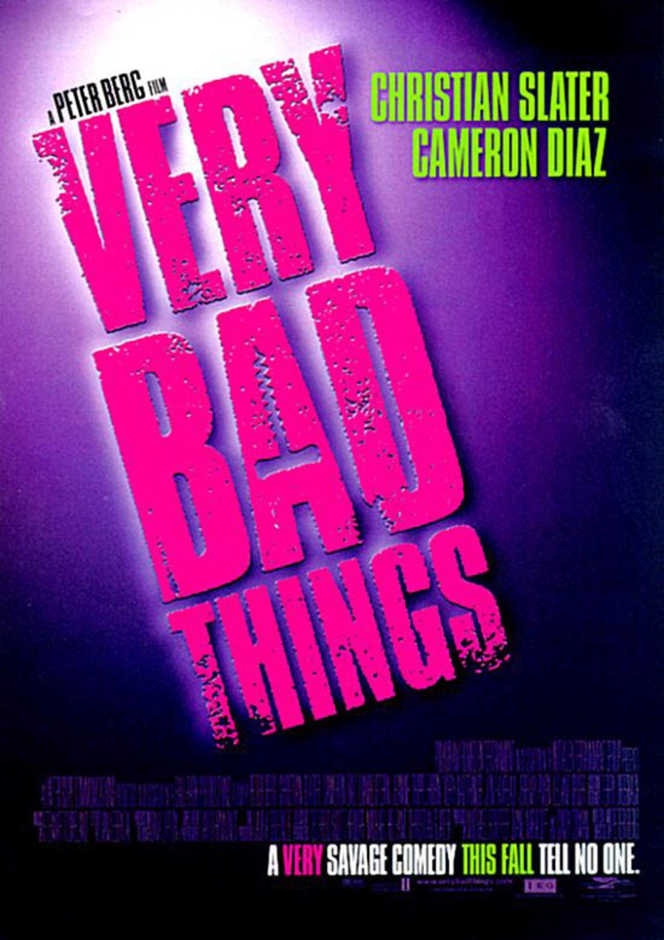 very bad things film 1998 trailer kritik. Black Bedroom Furniture Sets. Home Design Ideas