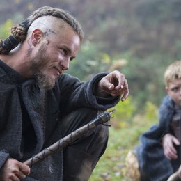 vikings-travis-fimmel-nathan-otoole-29 Poster