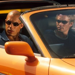 Fast And The Furious, The / Vin Diesel / Paul Walker / The Fast and the Furious / 2 Fast 2 Furious / The Fast and the Furious - Tokyo Drift