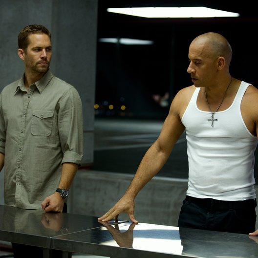 Fast & Furious 6 / Fast and the Furious 6 / Paul Walker / Vin Diesel Poster