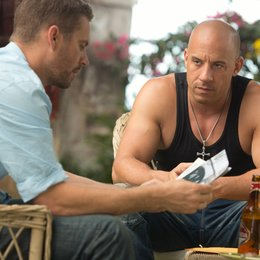 Fast & Furious 6 / Fast and the Furious 6 / Paul Walker / Vin Diesel