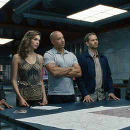 Fast & Furious 6 / Fast and the Furious 6 / Vin Diesel