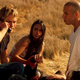 The Fast And The Furious / Paul Walker / Jordana Brewster / Vin Diesel / The Fast and the Furious / 2 Fast 2 Furious / The Fast and the Furious - Tokyo Drift