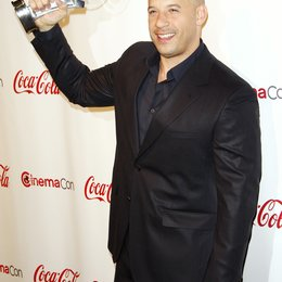 Vin Diesel / CinemaCon 2011