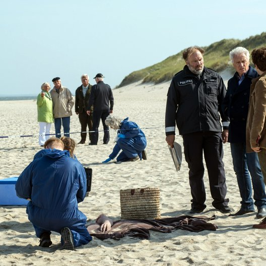 Nord Nord Mord: Clüvers Geheimnis (ZDF) / Robert Atzorn / Waldemar Kobus Poster