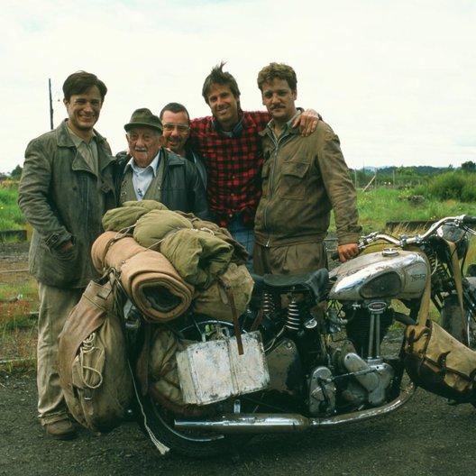 Reise des jungen Che, Die / Motorcycle Diaries, The / Gael García Bernal / Mia Maestro Poster