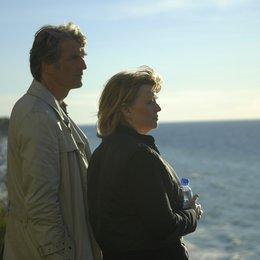 Kommissar und das Meer: An einem einsamen Ort, Der (ZDF) / Walter Sittler / Inger Nilsson Poster