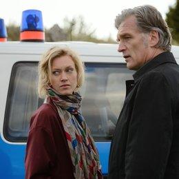 Kommissar und das Meer: Der böse Mann, Der (ZDF) / Walter Sittler / Lisa Henni Poster