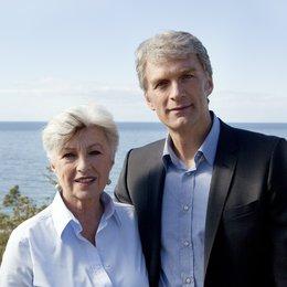 Kommissar und das Meer: Ein Leben ohne Lüge, Der (ZDF) / Walter Sittler / Nicole Heesters Poster