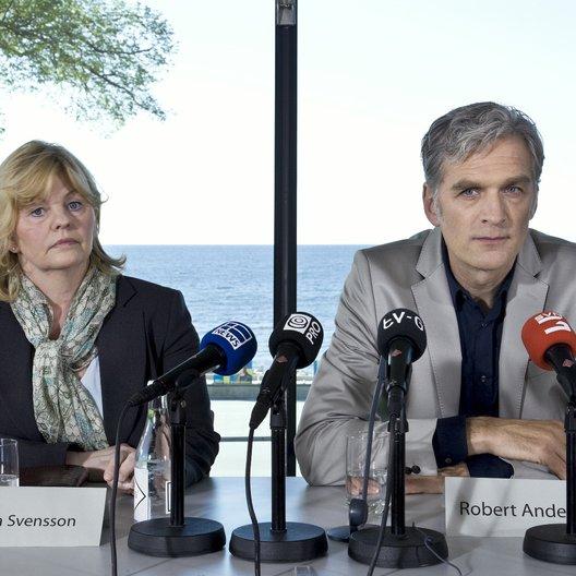 Kommissar und das Meer: Fürchte dich nicht, Der / Kommissar und das Meer: Späte Rache (AT), Der (ZDF) / Walter Sittler / Inger Nilsson Poster