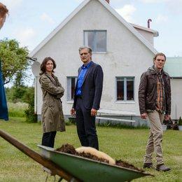 Kommissar und das Meer: In einer dunklen Nacht, Der (ZDF) / Angela Kovács / Walter Sittler / Andy Gätjen Poster
