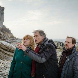 Kommissar und das Meer: Wilde Nächte, Der (ZDF) / Walter Sittler / Andy Gätjen / Inger Nilsson Poster