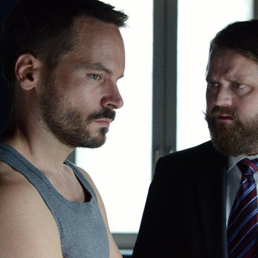 Fall für zwei: Verhängnisvolle Freundschaft, Ein (ZDF) / Antoine Monot, Jr. / Wanja Mues