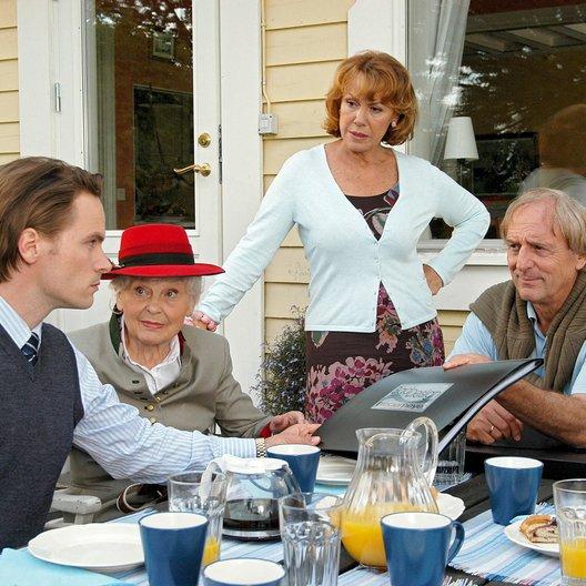 Hilfe, die Familie kommt! (ARD) / Wanja Mues / Bruni Löbel / Gaby Dohm / Günther Maria Halmer