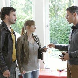 Kommissar Stolberg: Nahkampf (ZDF / Schweizer Radio und Fernsehen (SRF)) / Wanja Mues / Matthias Bundschuh / Jasmin Schwiers