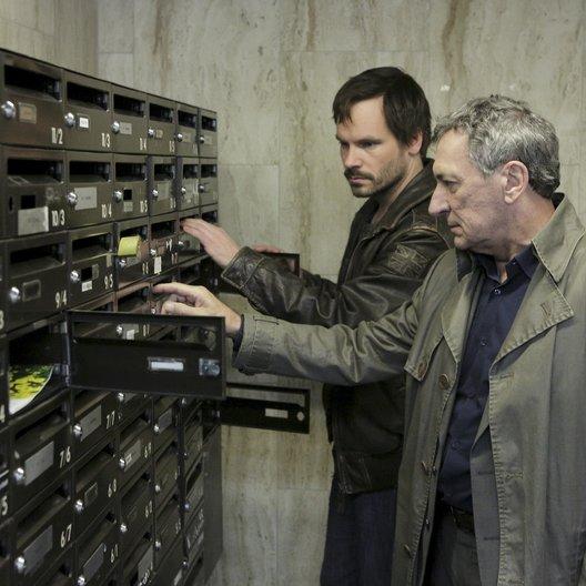 Kommissar Stolberg: Nahkampf (ZDF / Schweizer Radio und Fernsehen (SRF)) / Wanja Mues / Rudolf Kowalski