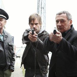 Kommissar Stolberg: Zwischen den Welten (ZDF / SRF - Schweizer Radio und Fernsehen) / Rudolf Kowalski / Wanja Mues / Artus Maria Matthiessen