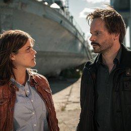 Stralsund: Kreuzfeuer (ZDF) / Katharina Wackernagel / Wanja Mues