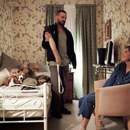 Tatort: Fette Hunde (WDR) / Wanja Mues / Karin Pfammatter