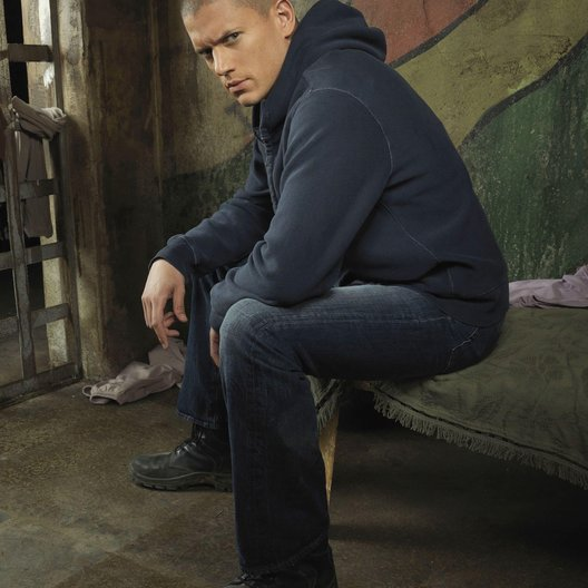 Prison Break (4. Staffel, 22 Folgen) / Wentworth Miller Poster
