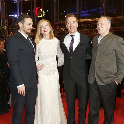 James Franco / Nicole Kidman / Damian Lewis / Werner Herzog / Internationale Filmfestspiele Berlin 2015 / Berlinale 2015 Poster