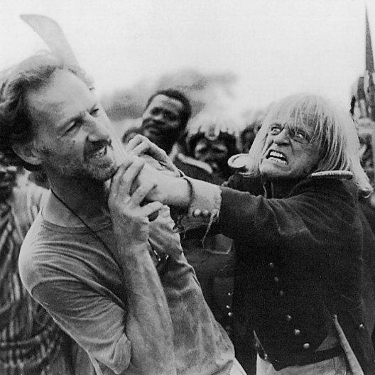 Klaus Kinski/ Werner Herzog - Exklusiv Edition Poster
