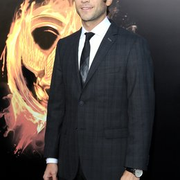 "Wes Bentley / Filmpremiere ""Die Tribute von Panem - Hunger Games"" Poster"