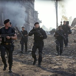 Expendables 3, The / Sylvester Stallone / Antonio Banderas / Jason Statham / Wesley Snipes / Dolph Lundgren