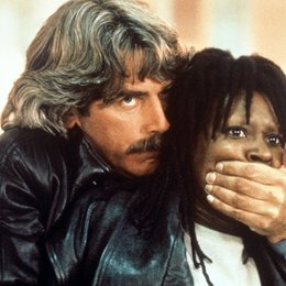 Fatal Beauty / Whoopi Goldberg / Sam Elliott Poster