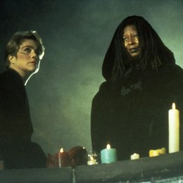 Moonlight and Valentino / Kathleen Turner / Whoopi Goldberg Poster