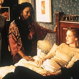 Moonlight and Valentino / Kathleen Turner / Whoopi Goldberg Poster