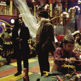 Nenn' mich einfach Nikolaus / Whoopi Goldberg / Nigel Hawthorne Poster
