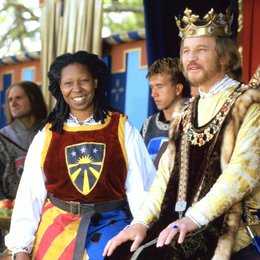 Ritter in Camelot, Ein / Whoopi Goldberg / Michael York Poster